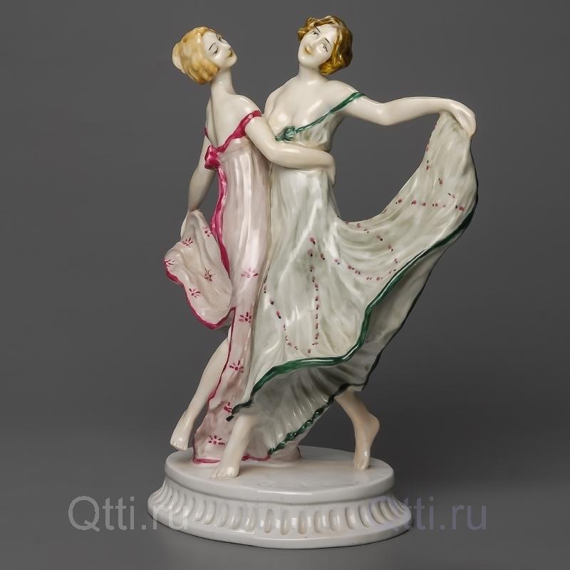 """Статуэтка """"Танцующие девушки"""" Германия"""