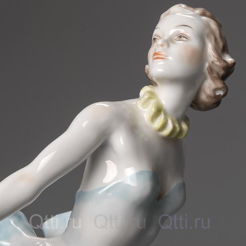 "Статуэтка ""Прима-балерина"", Германия"