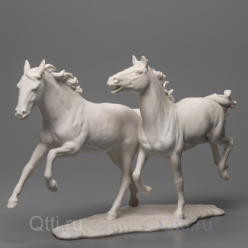 "Статуэтка ""Бегущие лошади"", Kaiser"