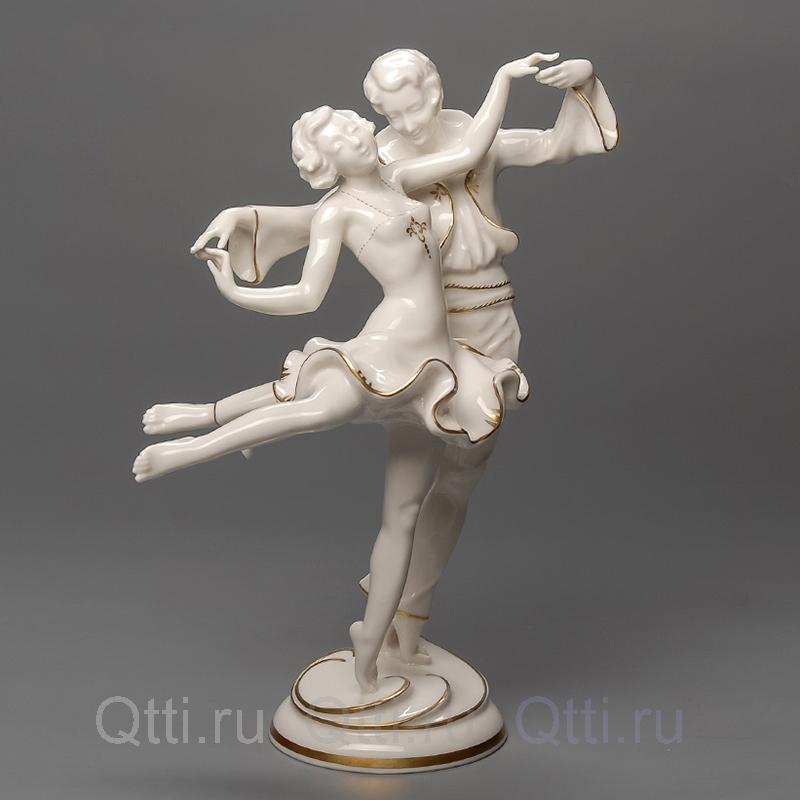 "Статуэтка ""Танец"", Hutschenreuther"