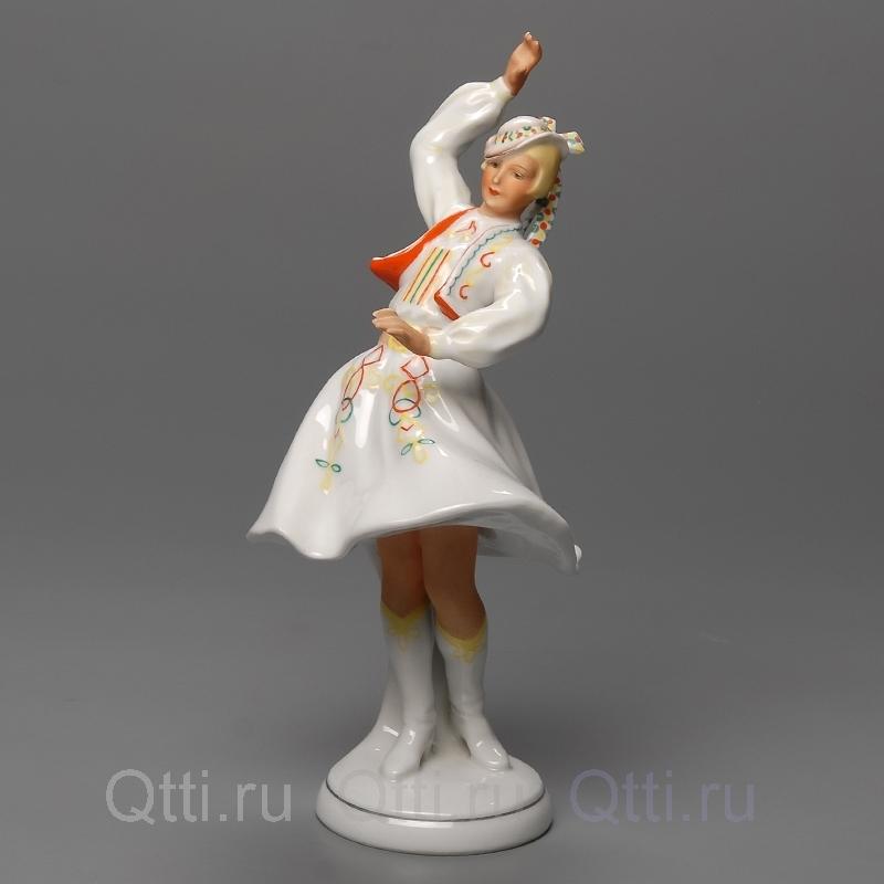 "Статуэтка ""Танцовщица"", Schaubach Kunst"