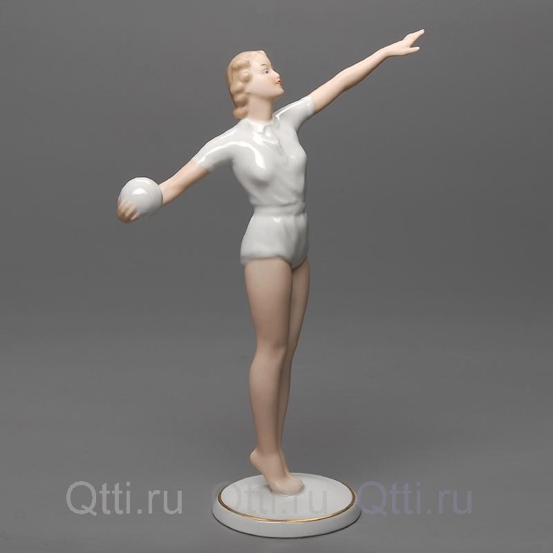 """Статуэтка """"Волейболистка"""", Wallendorf"""