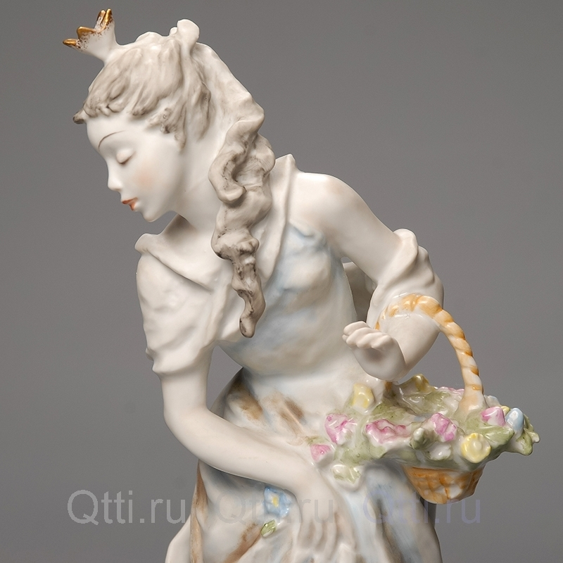 """Статуэтка """"Принцесса и гном"""", Rosenthal"""