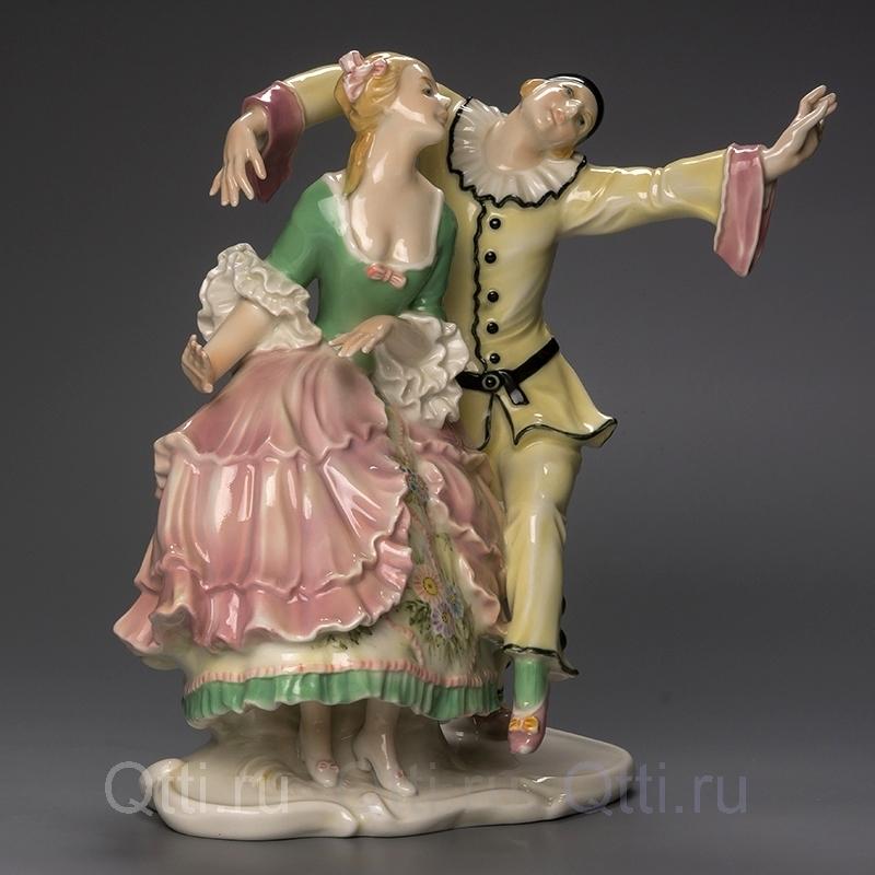 "Статуэтка ""Танец"", Karl Ens"