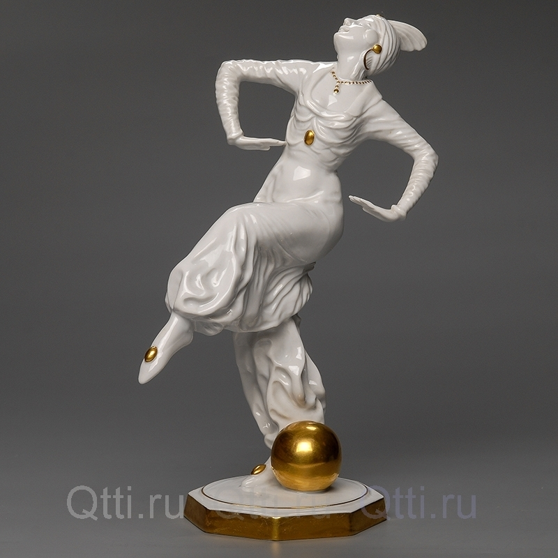 """Статуэтка """"Танцовщица"""", Hutschenreuther"""