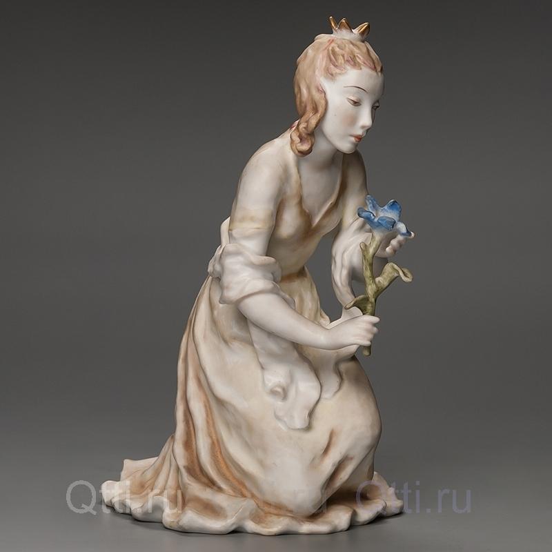 """Статуэтка """"Принцесса с лилией"""", Rosenthal"""