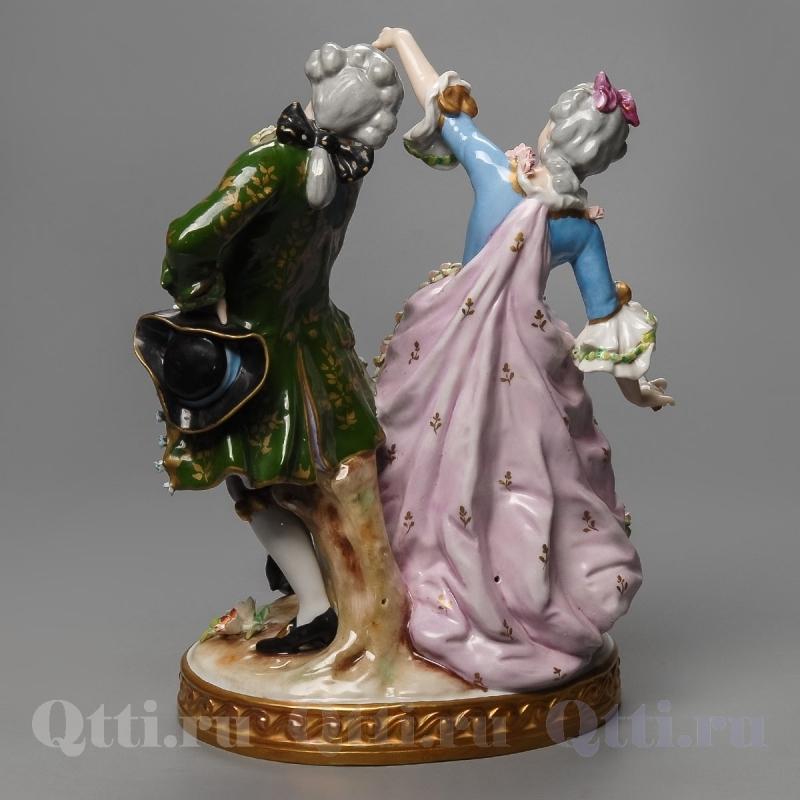 "Статуэтка ""Танец"", Sitzendorf"