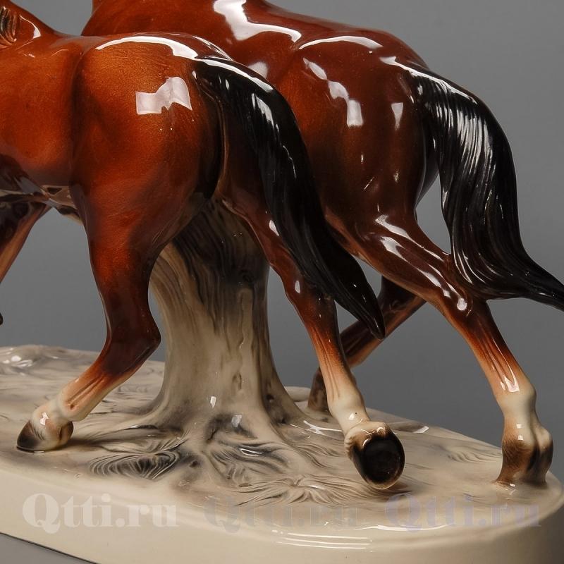 """Статуэтка """"Конь на дыбах"""" Katzhutte"""