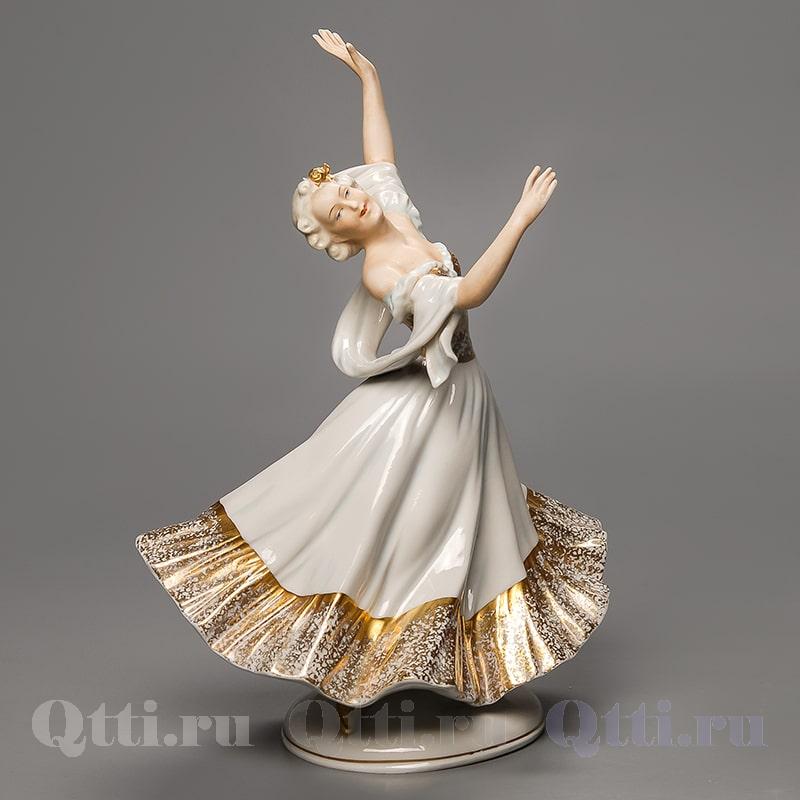 """Статуэтка """"Танцовщица"""", Unterweissbach"""