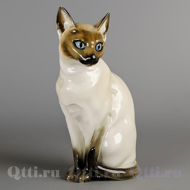 "Статуэтка ""Сиамская кошка"" Hutschenreuther"