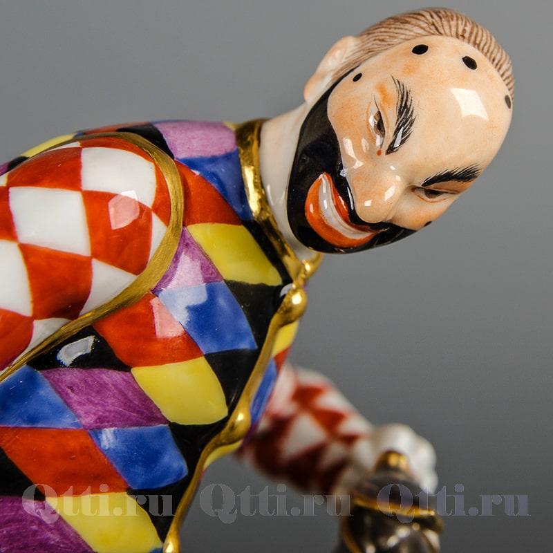 "Статуэтка ""Арлекин"" Meissen"
