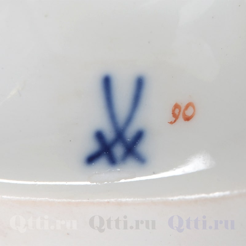 "Статуэтка из фарфора ""Знак зодиака Стрелец"" Meissen Германия"