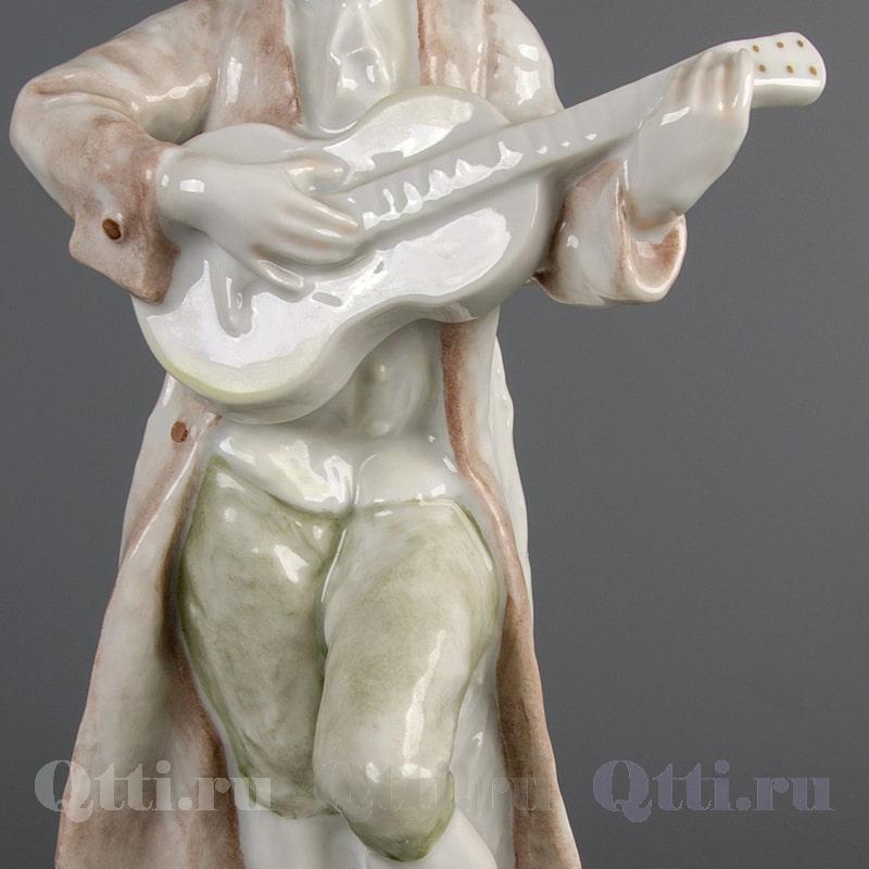 """Статуэтка из фарфора """"Скрипач Эрих"""" Rosenthal Германия"""