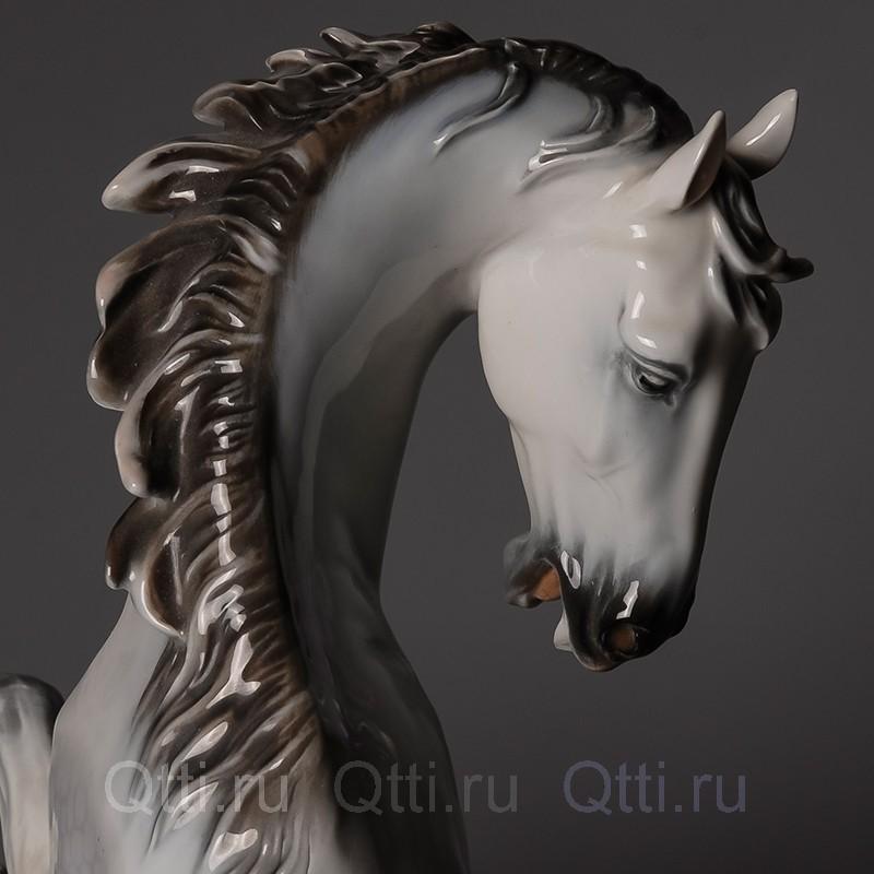 """Большая статуэтка """"Лошади"""", Германия"""