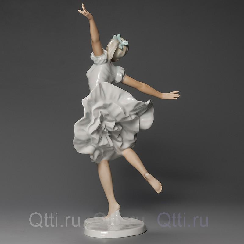 """Большая статуэтка """"Танцовщица"""", Германия"""