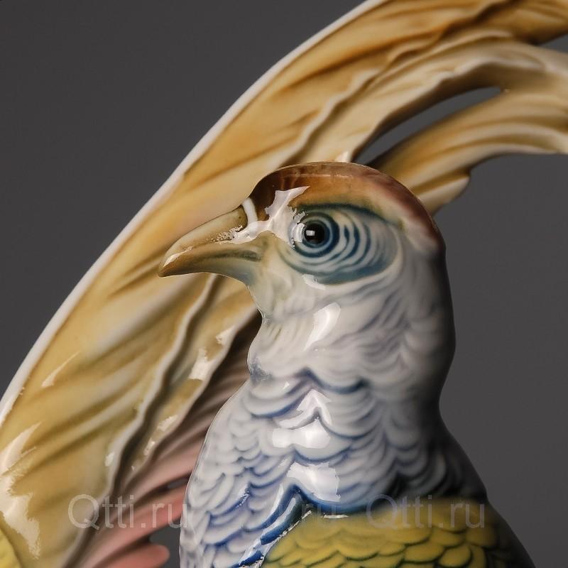 "Статуэтка ""Два фазана"", Германия"